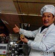 160型小笼包子机引进大学食堂帮了刘师傅大忙!